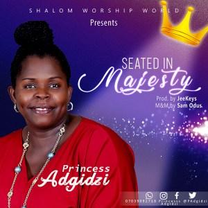 Princess Adgidzi - Seated in Majesty
